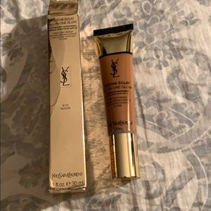 YSL TOUCHÉ E'Clat all in one glow foundation B70